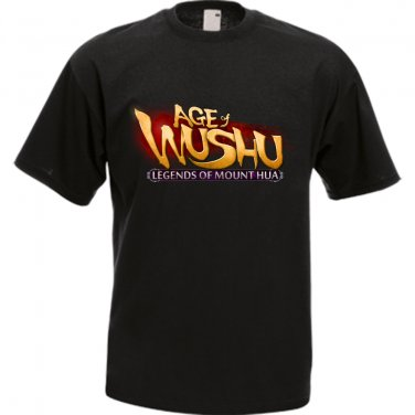 Age of Wushu Legends of Mount Hua Gaming Men's T-shirt Many Colors