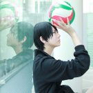 Haikyuu!! kageyama tobio black short cosplay anime hair full wig support wholesale
