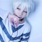 Toaru Majutsu no Index Accelerator short silver white cosplay wig