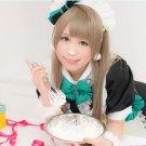 lovelive!Kotori Minami brown long cosplay wig