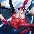 Vocaloid AKAITO Papurika Ouran Kaoru Hitachiin Red Costome Party Hair Cosplay Wig