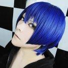 Uta No Prince Sama Hizirikawa Masato Short Dark Blue Cosplay Costume Wig
