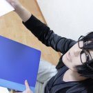 Sekai ichi Hatsukoi takano masamune black short anime cosplay wig