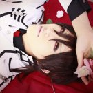 Vampire Knight Kuran Kaname short brown anime cosplay wig