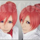 lovelive!! Nishikino Maki bath pink anime cosplay wig