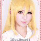 Attack on Titan Krista Lenz Blonde 60cm Party Cosplay Halloween Wig Costume HOT