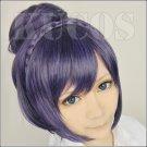 lovelive! Tojo Nozomi kimono purple mix anime cosplay wig