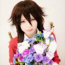 Pandora Hearts Alice 130cm long black red mix straight anime cosplay wig