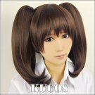 The Seven Deadly Sins Diane brown anime cosplay wig