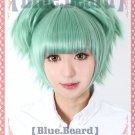 Assassination Classroom Ansatsu Kyoushitsu Kayano Kaede green anime Cosplay wig