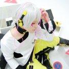 KAGEROU PROJECT Konoha white little tail anime cosplay wig