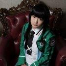 The Irregular at Magic High School Shiba Miyuki black 60cm cosplay wig
