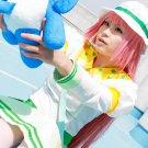 KOBATO Hanato Kobato long 100cm pink straight cosplay wig