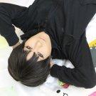 Sekai ichi Hatsukoi Kisa Syouta short black cosplay wig