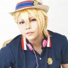 Uta no Prince-sama Kurusu Syo short gold cosplay wig