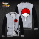 Naruto Uchiha Itachi anime cosplay Baseball clothes uniform sport suit hoodie