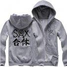 Shimoneta to Iu Gainen ga Sonzai Shinai Taikutsu na Sekai SOX member anime cosplay hoodie sweater 9