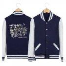 Shimoneta to Iu Gainen ga Sonzai Shinai Taikutsu na Sekai member cosplay Baseball uniform hoodie