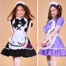 Japanese sailor maid outfits anime cosplay Maid Apron Dress meidofuku Dining room maid uniform
