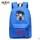 Tokyo Ghoul Kirishima Touka Ken Kaneki anime cosplay bag school bag student backpack 8