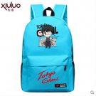 Tokyo Ghoul Kirishima Touka Ken Kaneki anime cosplay bag school bag student backpack 14
