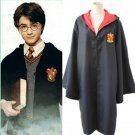 Harry Potter anime children cosplay cloak cape Magic Robe