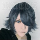 K-Project K RETURN OF KINGS Hisui Nagare short anime cosplay wig