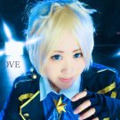 THE ANIMATION SATSUKI AOI short cosplay wig