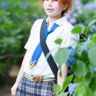 ensemble stars Trickstar Akehoshi Subaru short orange cosplay wig