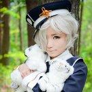 Touken Ranbu Online Gokotai short light blonde cosplay wig