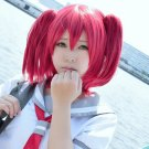 LoveLive!Sunshine! Ruby Kurosawa short red cosplay wig