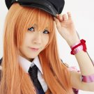 Touken Ranbu Online Midare Toushirou orange 60cm cosplay wig