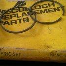 McCulloch 87125  Piston Rings Quantity 2
