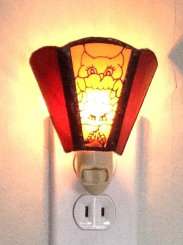 Stained Glass Nightlights