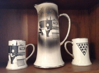 Deal Gently Bowling Steins