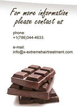 X-Extreme Hair Treatment Chocolate Kit