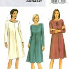 Butterick 4019 Sewing Pattern Misses Dress Size 8 - 12
