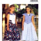 Butterick 6666 Sewing Pattern Girls Sleeveless Dress Size 12 - 14