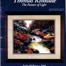 Thomas Kinkade Beside Still Waters Cross Stitch Kit The Painter of Light