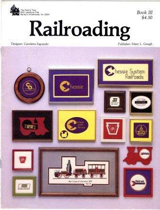 Railroading Cross Stitch Booklet