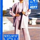 See & Sew 4277 Sewing Pattern Misses Jacket Top Pants Size 16 - 24 - Bust 38 - 46