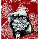 Doilies Luncheon Sets Table Runners Crochet Pattern Book No. 147