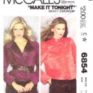 1970's McCall's 6854 Sewing Pattern Misses Jacket Size 12 - Bust 34