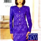 1990's See & Sew 3738 Sewing Pattern Misses Top and Skirt Size 6 - 14 - Bust 30 1/2 - 36