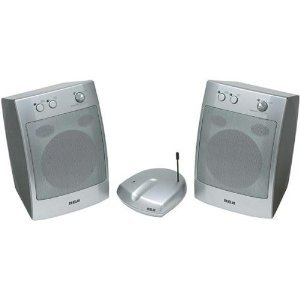 RCA Wireless Speakers Wsp155
