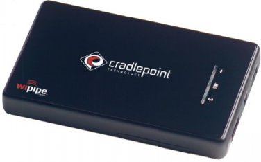 CradlePoint PHS300 Personal Hotspot - Wireless access point - 802.11b
