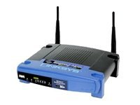 Wireless G Broadband Router w/ SpeedBooster