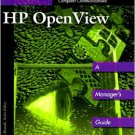 HP Open View (McGraw-Hill Series on Computer Communications)