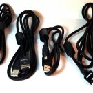 HP - HP USB 2.0 A-4pin to B 6.0ft Black Cable 6710010182-20 E174089 28