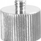 On-Stage MA-125 1/4-Inch Male to 5/8-Inch Female Mic Screw Adapter